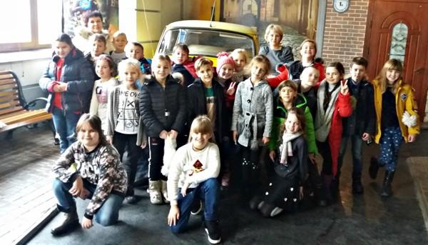 Учні 3-Б класу відвідали кіностудію Film.ua