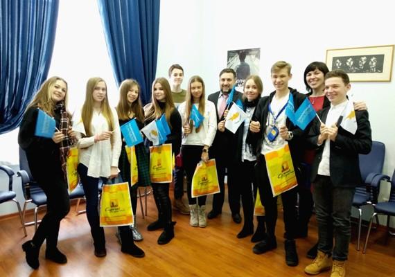 Візит до посольства Республіки Кіпр в Україні